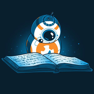 TeeTurtle: BB-8 Reads