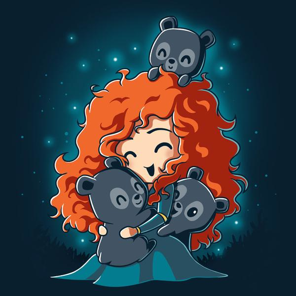 TeeTurtle: BFFs (Merida and ...