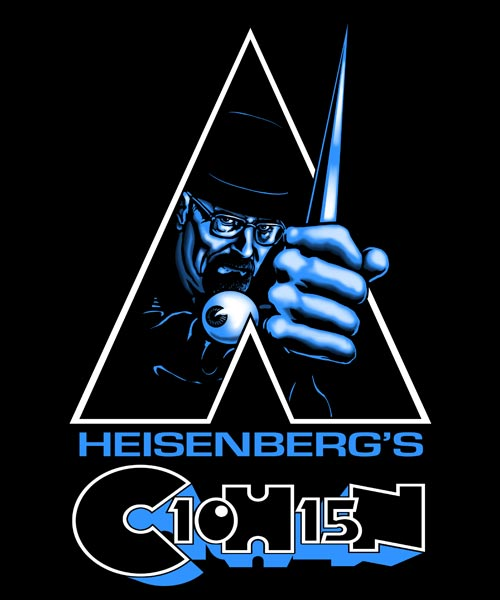 EnTeeTee: Clockwork Heisenberg