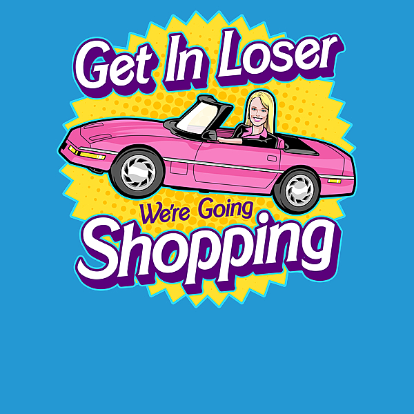 NeatoShop: Get In Loser