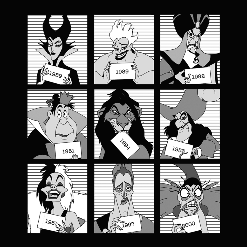 Wistitee: Villains Jail