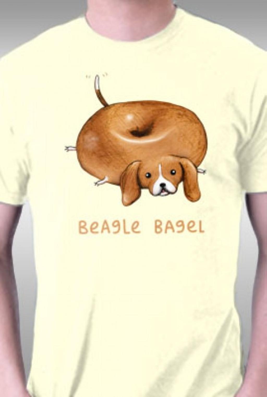 TeeFury: Beagle Bagel