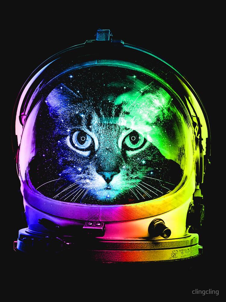 RedBubble: Astronaut Cat