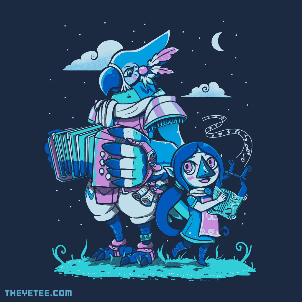 The Yetee: Bird Bards