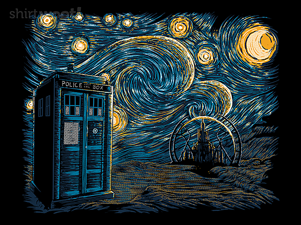Woot!: Starry Gallifrey