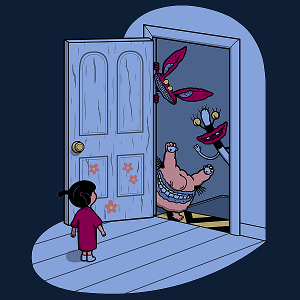 NeatoShop: Real Monsters, Inc!