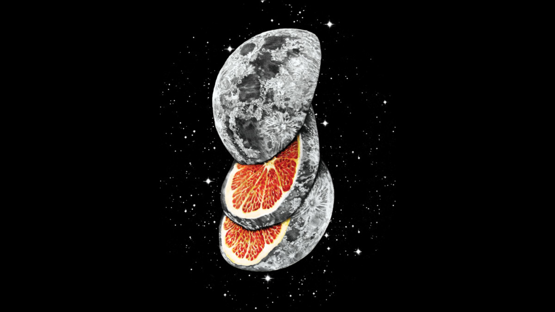 Design by Humans: Lunar Fruit