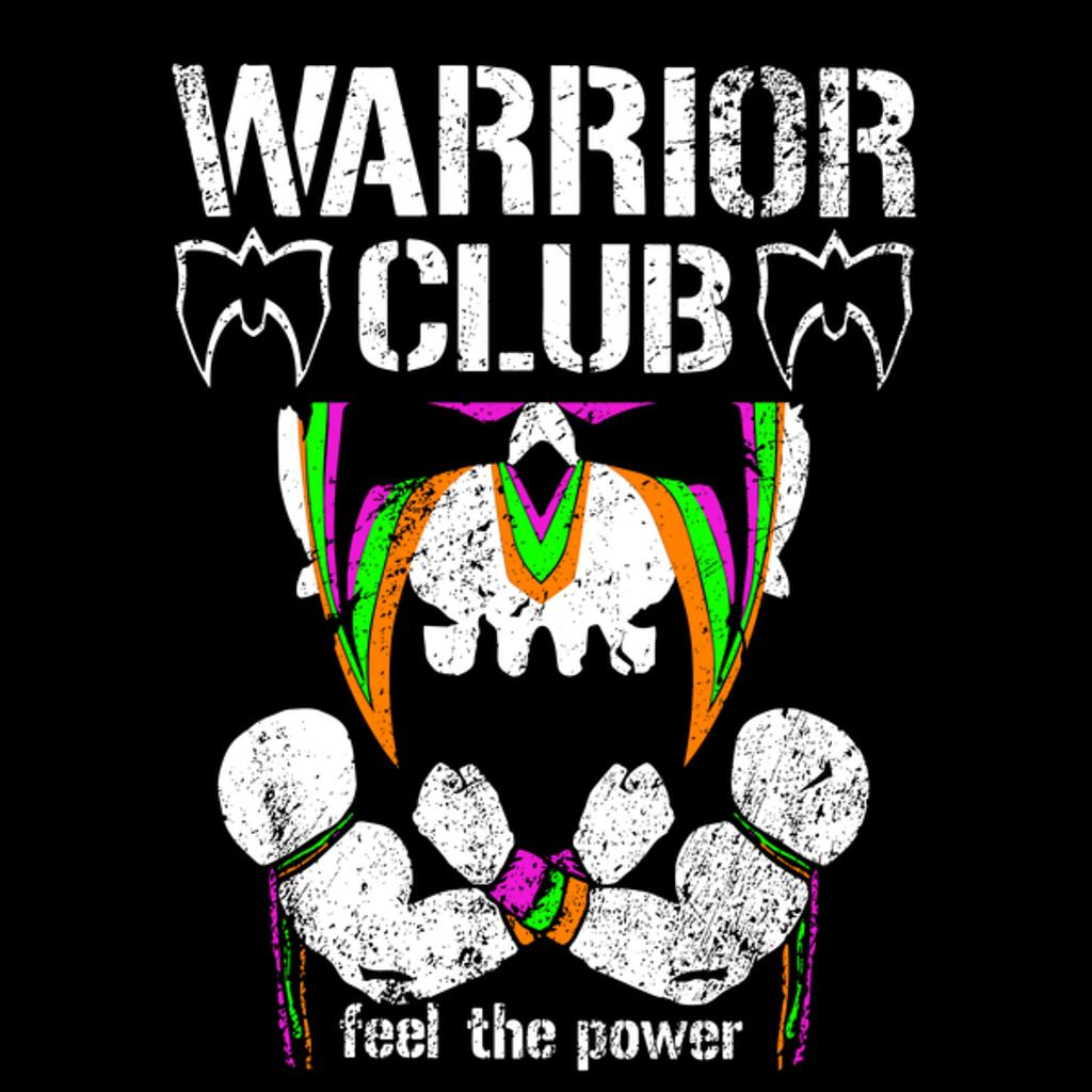 NeatoShop: Warrior Club