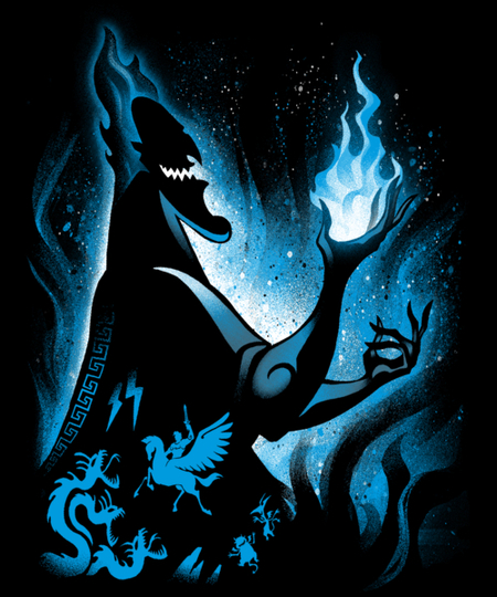 Qwertee: Lord of the Underworld