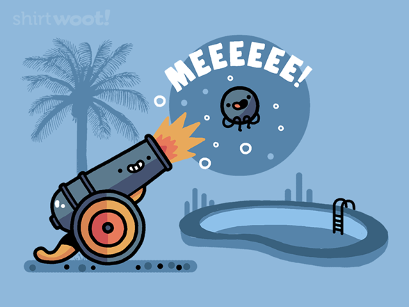 Woot!: A Cannonball's Cannonball