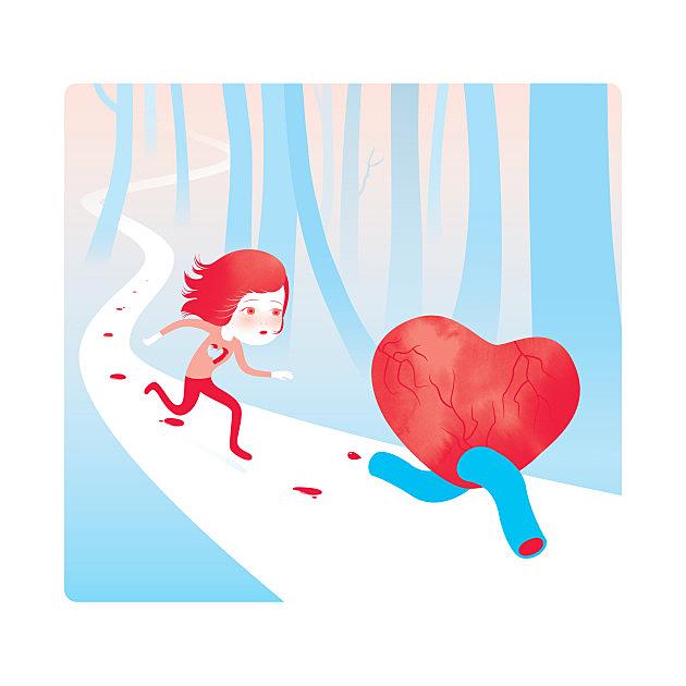 TeePublic: Follow your heart