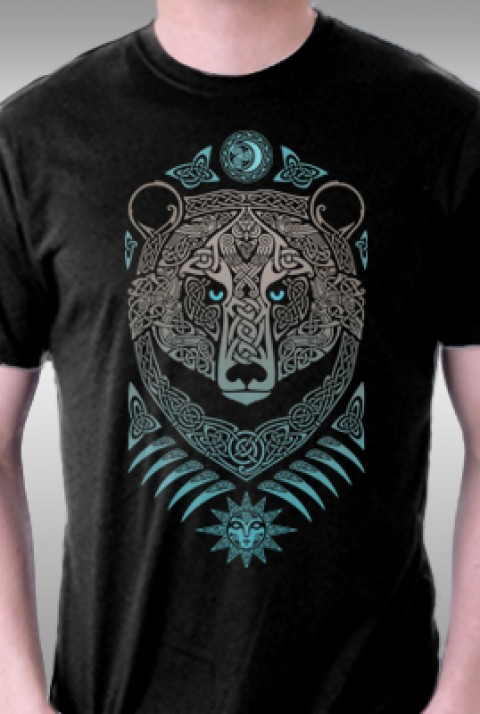 TeeFury: Forest Lord