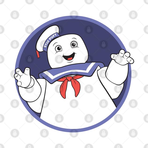 TeePublic: Stay Puft Marshmellow Man