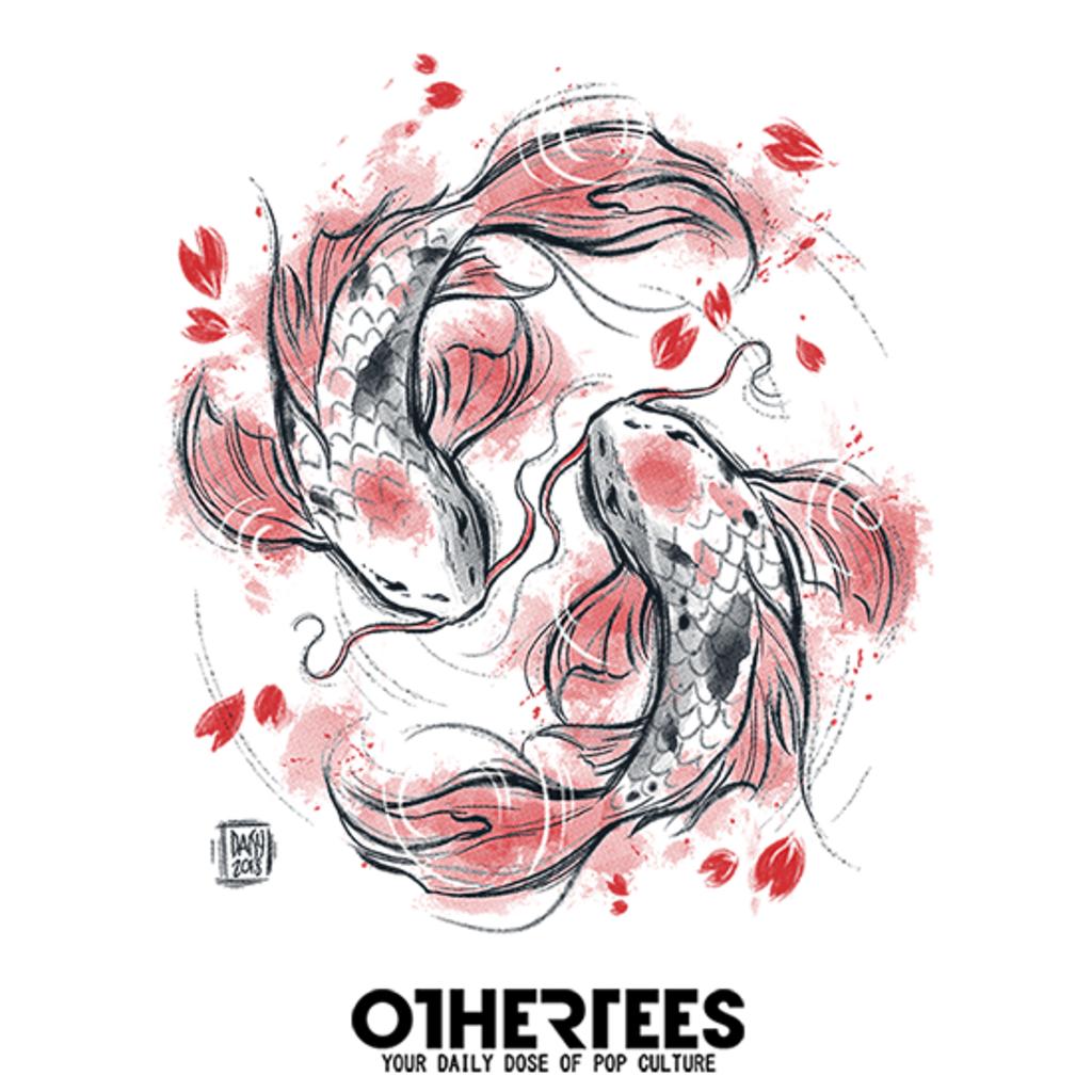 OtherTees: Japanese Koi