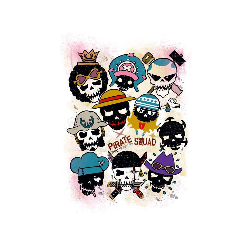 TeeFury: Pirate Squad