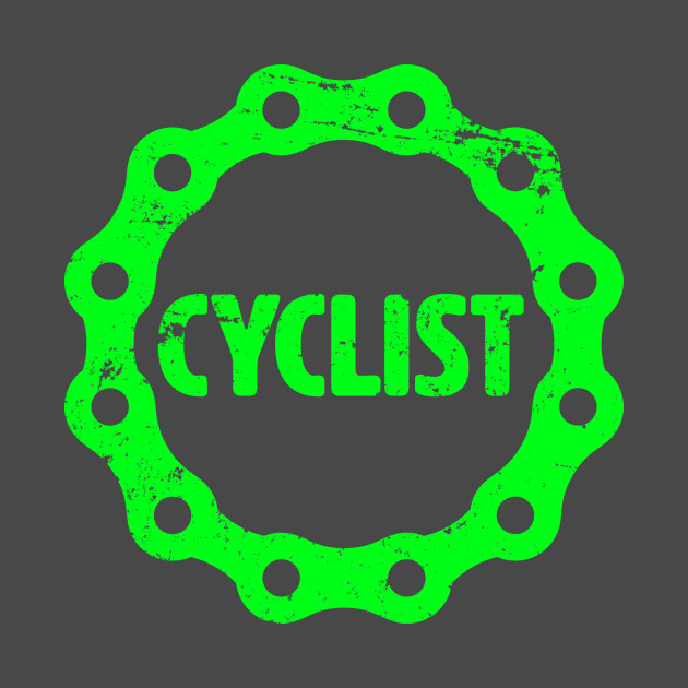 TeePublic: Cyclist T-Shirt