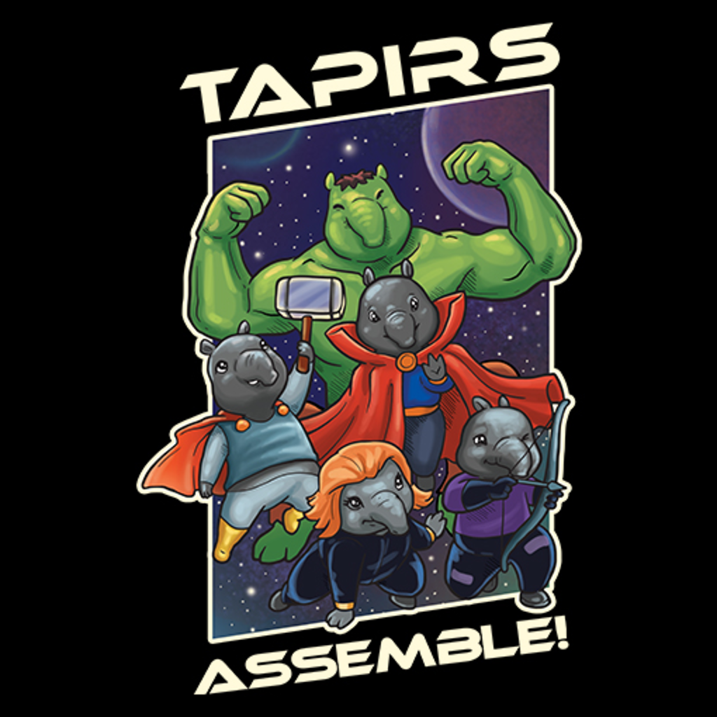 MeWicked: Tapirs Assemble
