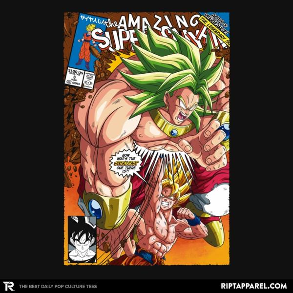 Ript: The Amazing Super Saiyan