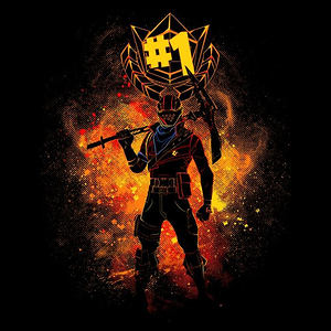 Once Upon a Tee: Rust Lord Art