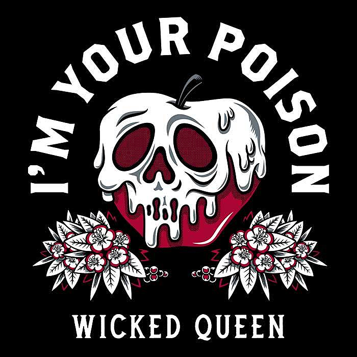 Once Upon a Tee: Your Poison