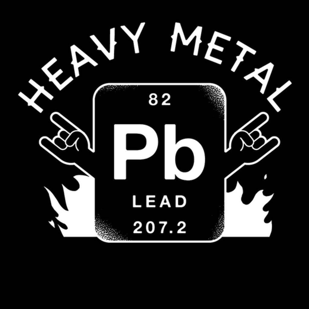 BustedTees: Heavy Metal