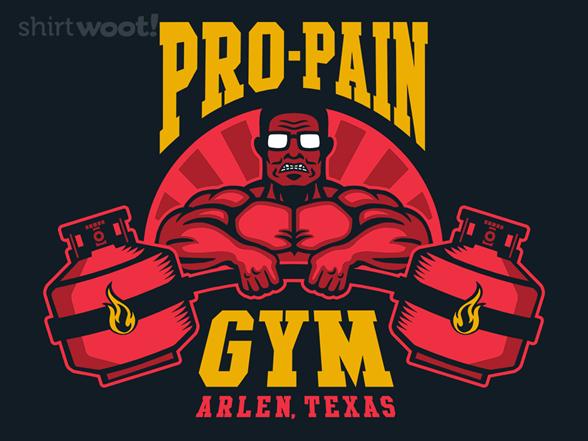 Woot!: Propane Fitness