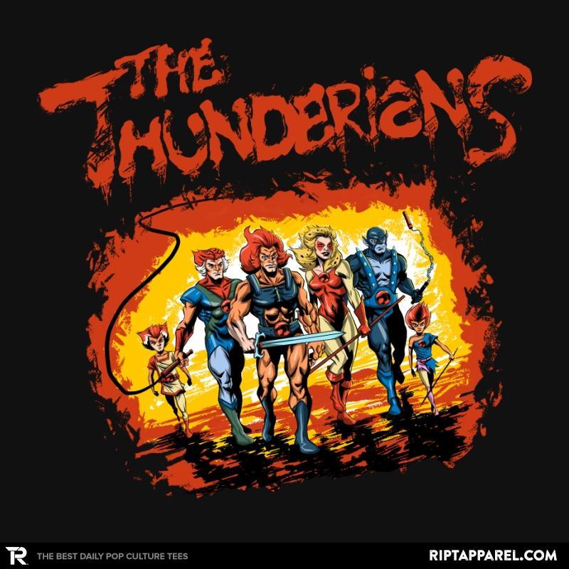 Ript: The Thunderians