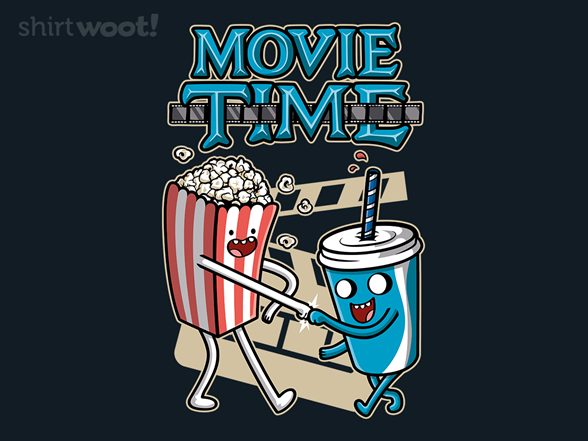Woot!: Movie Time