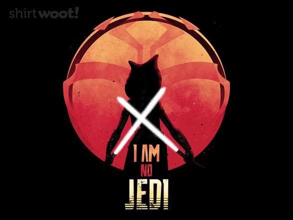 Woot!: No Jedi