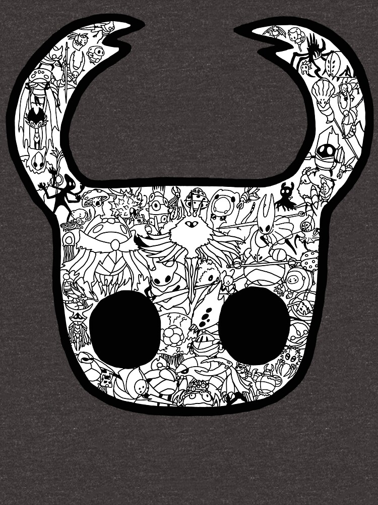 RedBubble: The Hollow Knight
