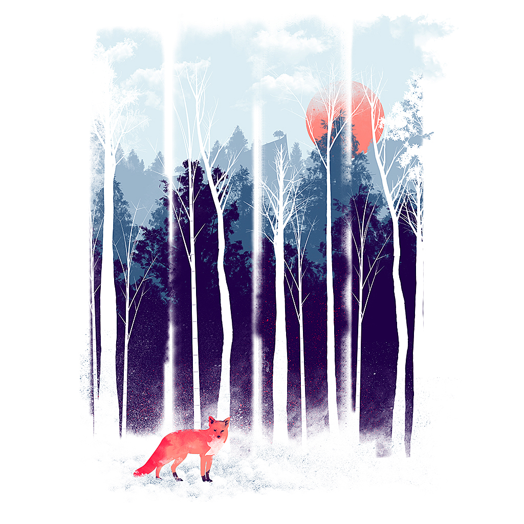 TeeTee: Winter Mood