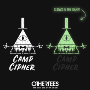 OtherTees: Camp Cipher