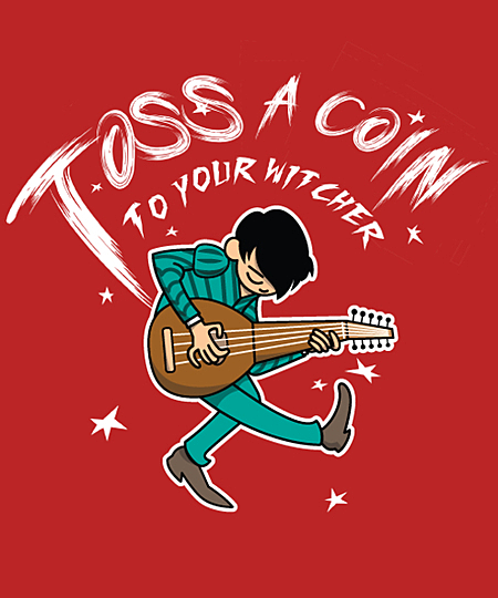 Qwertee: Toss a coin to your pilgrim