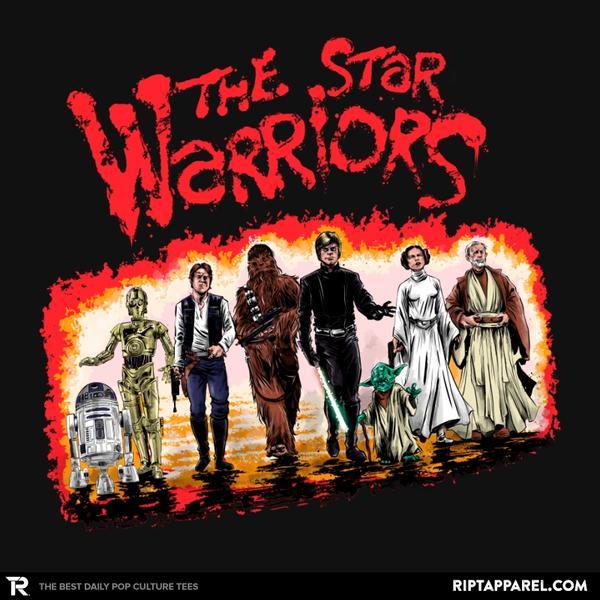 Ript: Star Warriors