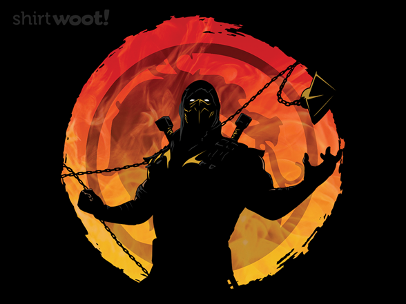Woot!: Scorpion Man