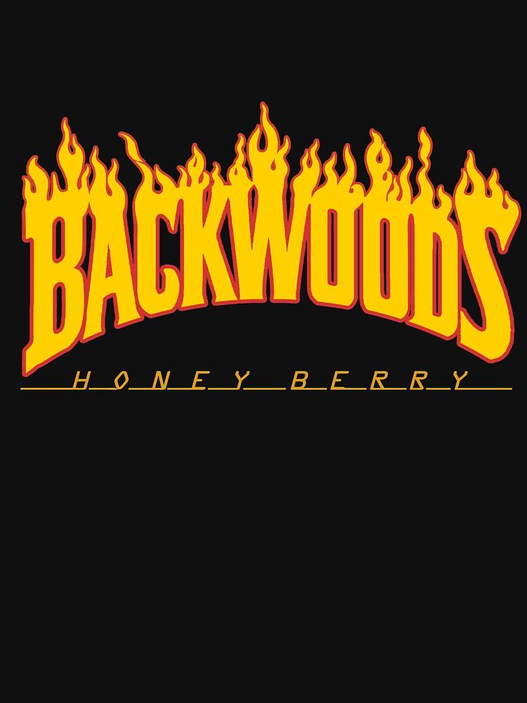 RedBubble: Backwoods Thrasher Hoodie