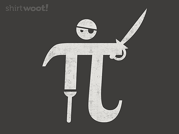 Woot!: Pi-rate