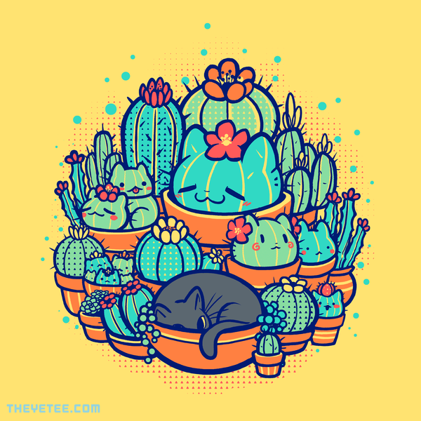 The Yetee: Catcus