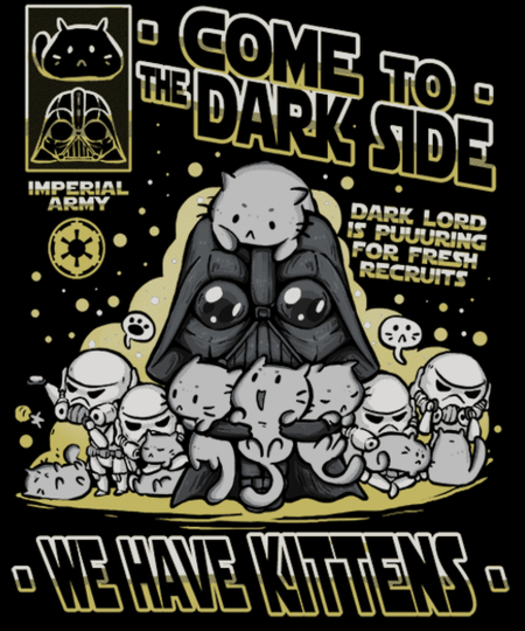 Qwertee: We have Kittens