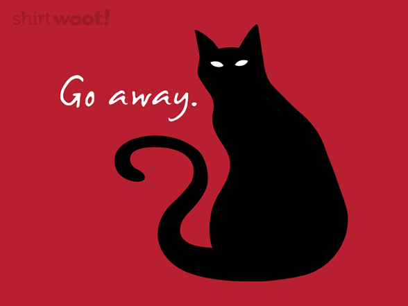 Woot!: Go Away