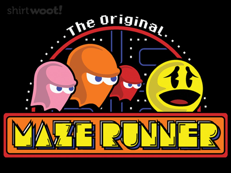 Woot!: Maze Runner