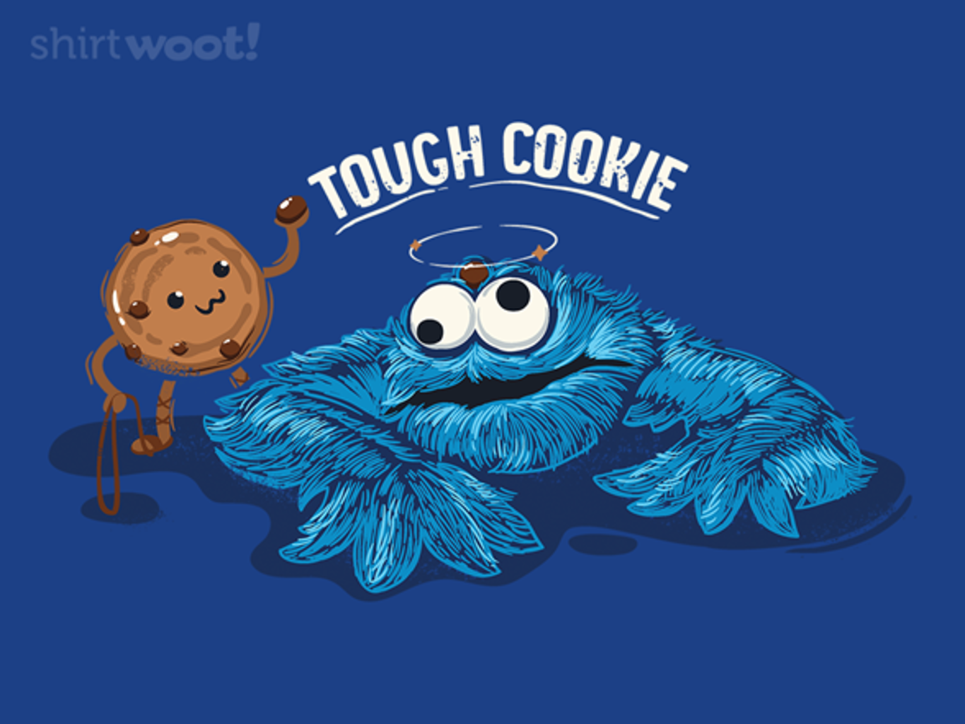 Woot!: That's One Tough Cookie