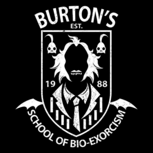 Once Upon a Tee: School Of Bio Exorcism
