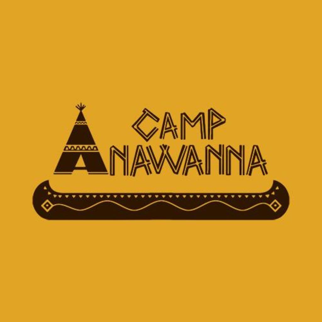 Five Finger Tees: Camp Anawanna T-Shirt