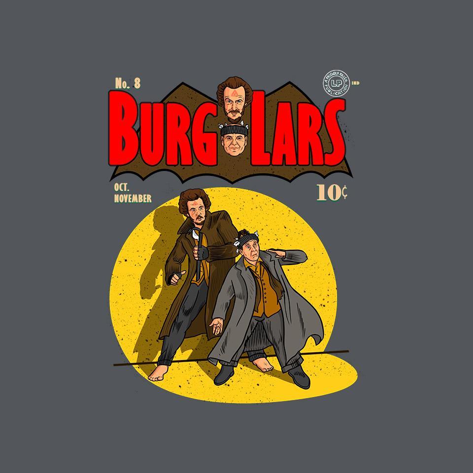 TeeFury: BurgLars