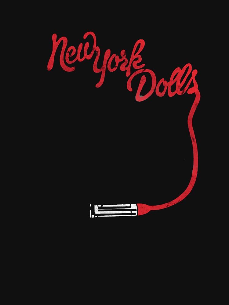 RedBubble: New York Dolls
