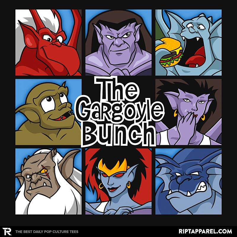 Ript: The Gargoyle Bunch
