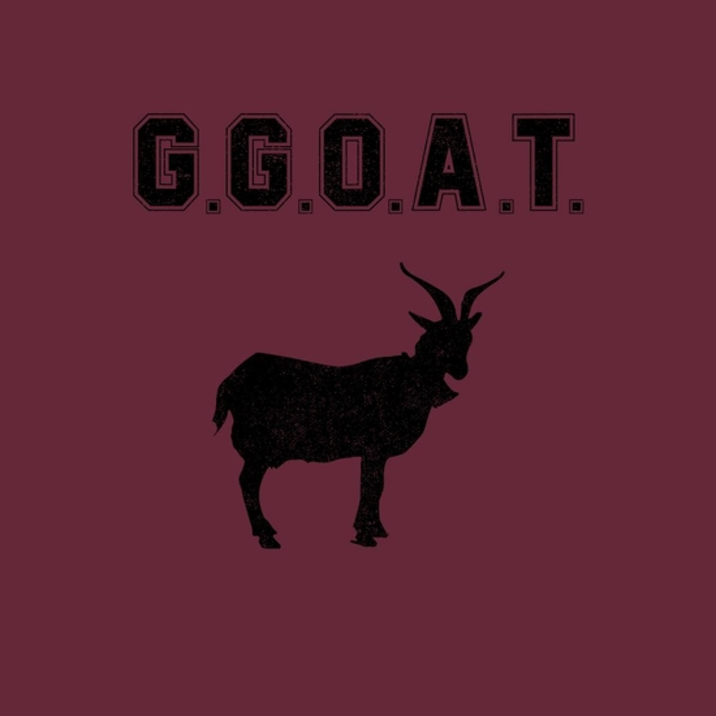 BustedTees: G.G.O.A.T.