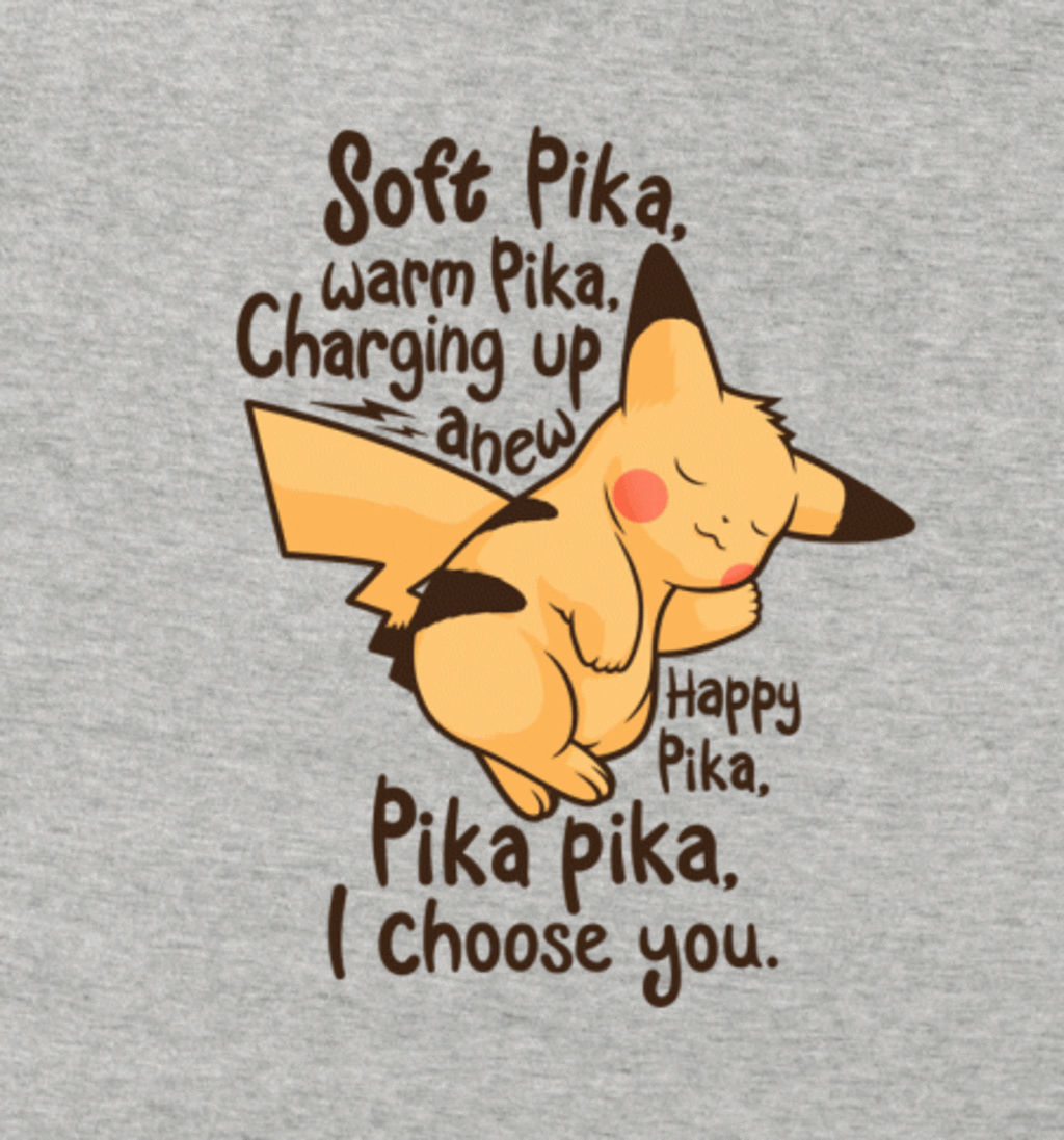 BustedTees: Soft Pika