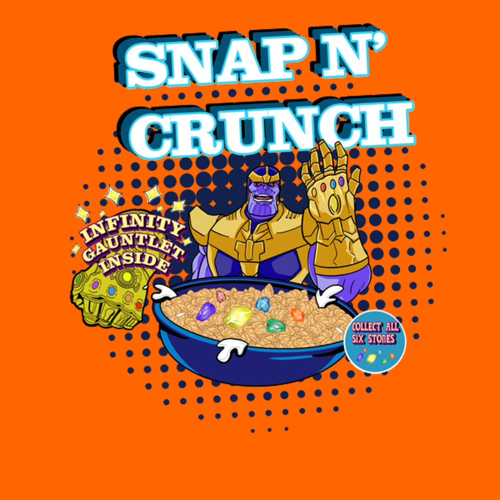 NeatoShop: Snap N' Crunch